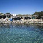 "Formentera, Es Calò Sant'Augustì - Ricoveri per barche da pesca ""varaderos"""