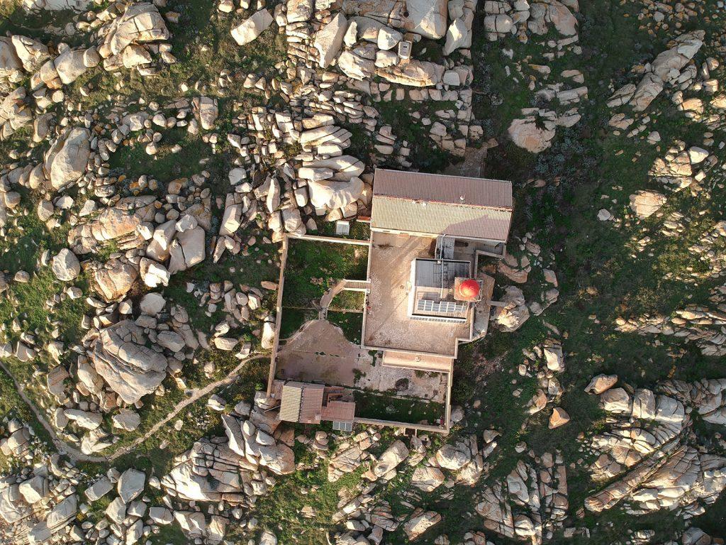 Faro di Lavezzi