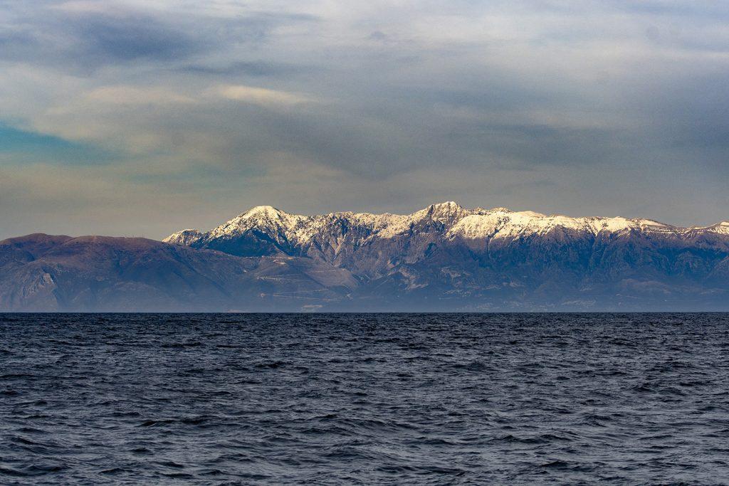 Montagne albanesi
