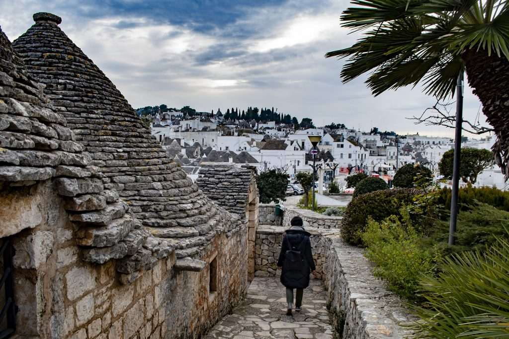 Via di Alberobello