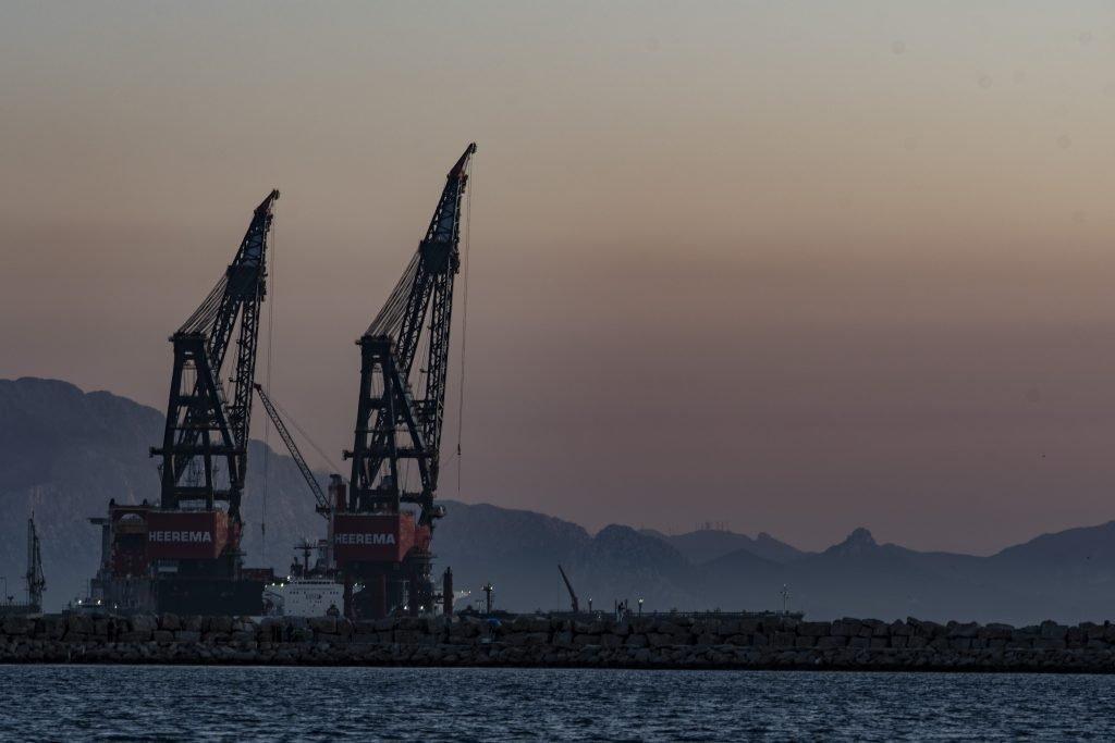 gibraltar-tramonto