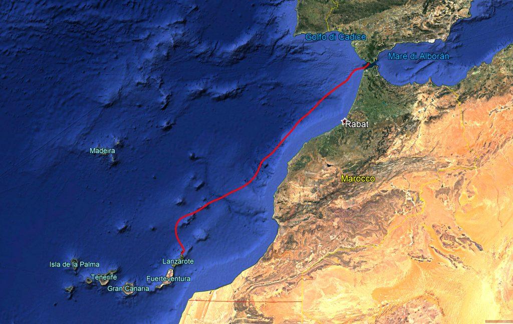 Gibilterra-Canarie